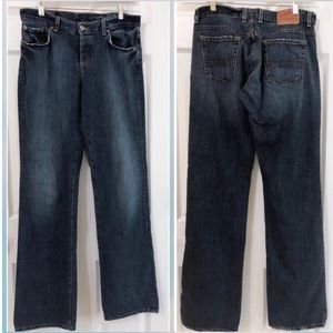Lucky Brand Easy Rider Jeans Size 8
